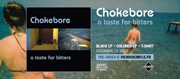 Chokebore - A Taste for Bitters remastered vinyl reissue