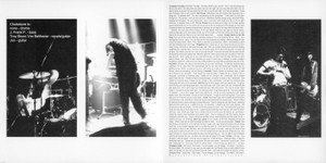 Anything Near Water - CD booklet