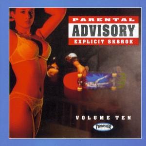 Explicit Sk8rok Volume 10