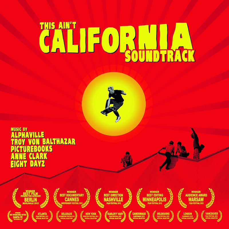 this ain 39 t california soundtrack chokebore. Black Bedroom Furniture Sets. Home Design Ideas